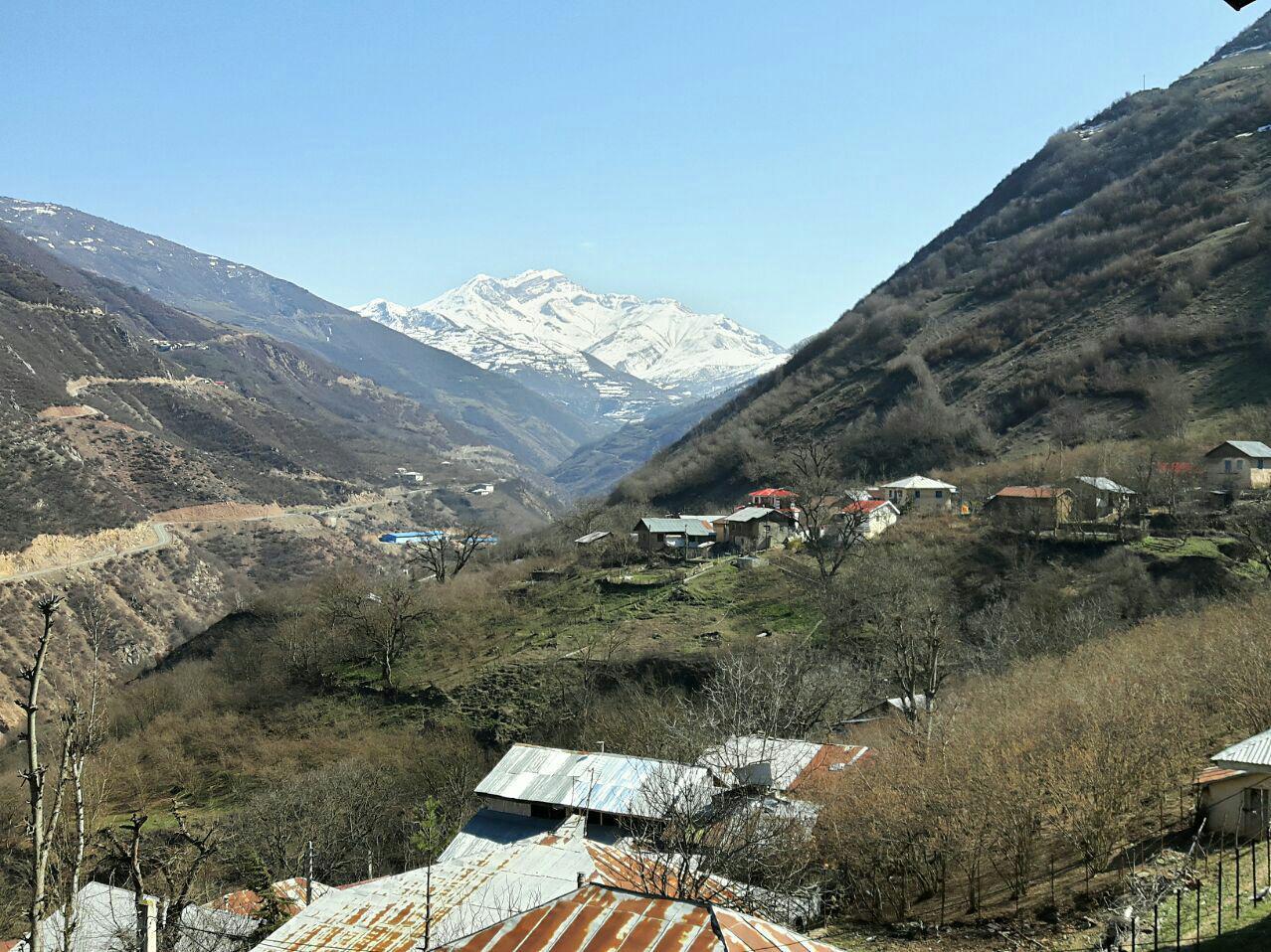 طبیعت زیبای یکی از روستاهای گردشگری اشکورات رودسر + تصاویر