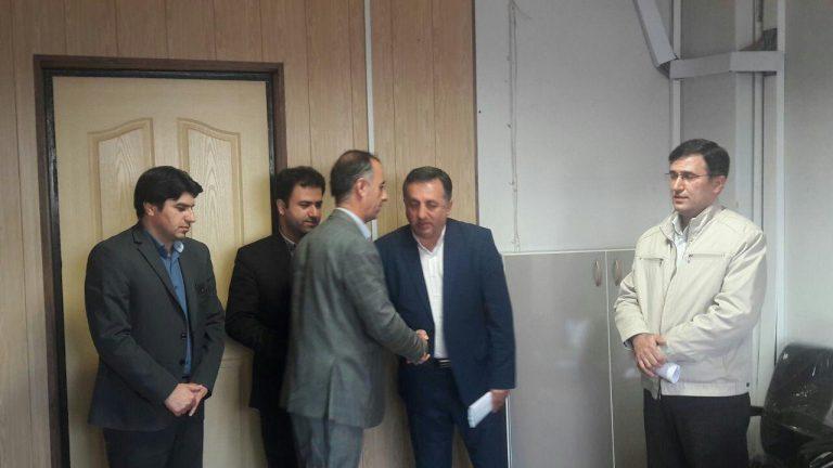 معارفه سرپرست جدید شهرداری همزمان با فعالیت شهردار تالش!