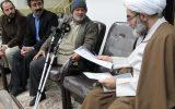 ملاقات ۶۷ نفر از مردم شهرستانهای مختلف گیلان با آیت الله فلاحتی+ گزارش تصویری