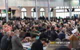 مراسم سومین روز آسمانی شدن شهید حسین جوینده در گلزار شهدای رشت