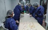 تولید ۲۰ هزار مایع ضدعفونی کننده جهت توزیع رایگان بین مردم+ تصاویر