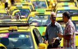 رانندگان تاکسی در انتظار دریافت تسهیلات کرونایی