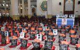 گزارش تصویری/ توزیع ۵۰ هزار بسته معیشتی در قالب رزمایش مواسات، همدلی و کمک مومنانه