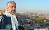 تصاویر شهید «جواد دوربین» در راه کربلا