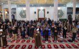 گزارش تصویری/ احیای شب نوزدهم ماه مبارک رمضان در مصلی رشت