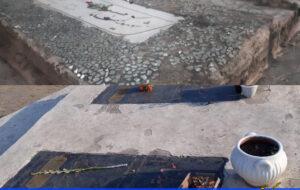 غربت شهدای گمنام پارک ملت و مسکن مهر ادامه دارد/ وقتی تذکر و استیضاح هم فایدهای نداشت!+ تصاویر