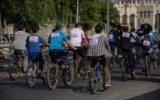 همایش دوچرخه سواری جمعی از نوجوانان رشت به مناسبت سالگرد ارتحال امام خمینی(ره) + تصاویر