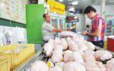 برخورد بازرسان سازمان صمت با گرانفروشی بازار مرغ و تخممرغ
