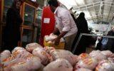 توزیع بیش از ۵۵۰۰ تن گوشت مرغ به نرخ مصوب در گیلان