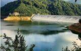 ۷۰ درصد سد «آیت الله بهجت» شهر بیجار رودبار آبگیری شد