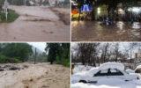 خسارات میلیاردی در غفلت مدیریت بحران/بلایایی که جدی گرفته نمیشود