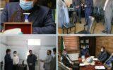 بازدید مهندس عطایی از سازمان فرهنگی، اجتماعی و ورزشی شهرداری رشت