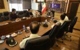 شهردار رشت با فرمانده انتظامی شهرستان رشت دیدار و گفت و گو کرد+ تصاویر