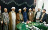 بازخوانی دیدار اعضای ستاد بزرگداشت آیتالله بهجت(ره) با علامه مصباح یزدی+ تصاویر