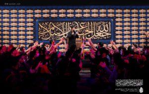 شب اول مراسم عزاداری شهادت حضرت زهرا (س)+ تصاویر