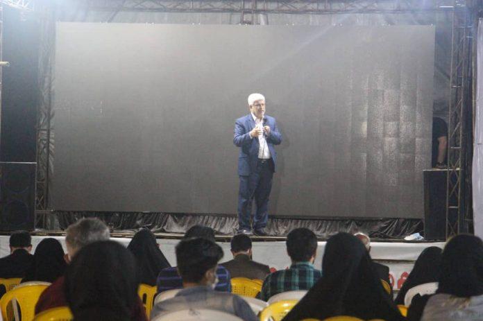گزارش تصویری همایش انتخاباتی محمد حسن عاقل منش کاندیدای ششمین دوره شورای اسلامی رشت