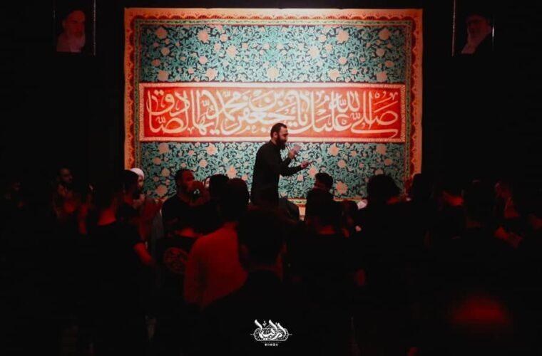 مراسم شب شهادت امام صادق (ع) در هیئت ام ابیها (س) رشت+ گزارش تصویری