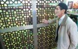 صالح فرید لنگرودی و اجرای تعزیه هایش در بقعه میراثی آقا سید حسین